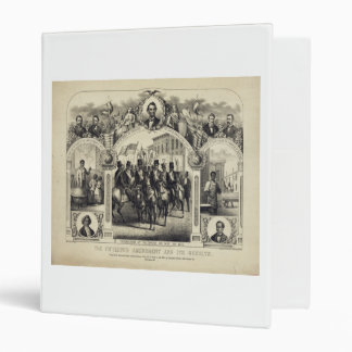 Constitutional 15th Amendment and it's Results 3 Ring Binder