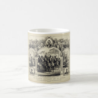 Constitutional 15th Amendment and it's Results Classic White Coffee Mug