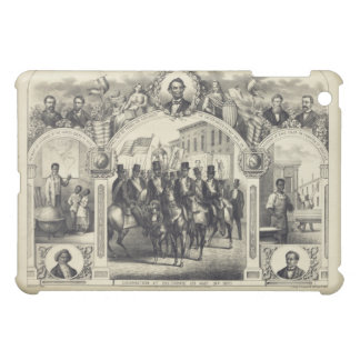 Constitutional 15th Amendment and it's Results iPad Mini Cover