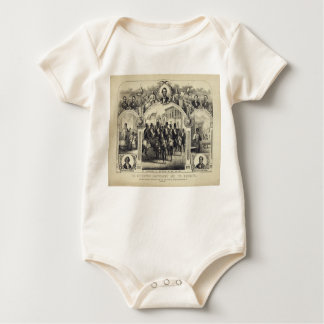 Constitutional 15th Amendment and it's Results Baby Bodysuit