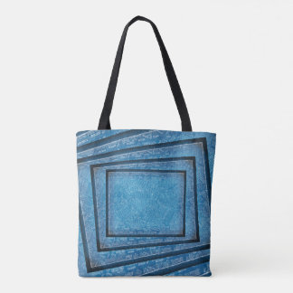Constitutional Blueprint Tote Bag