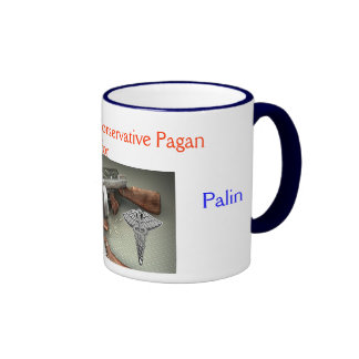 Constitutional Conservative Pagan Mugs