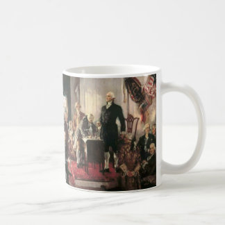 Constitutional Convention Classic White Coffee Mug
