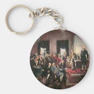 Constitutional Convention Keychain