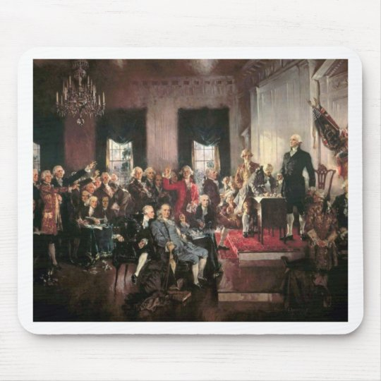 Constitutional Convention Mouse Pad