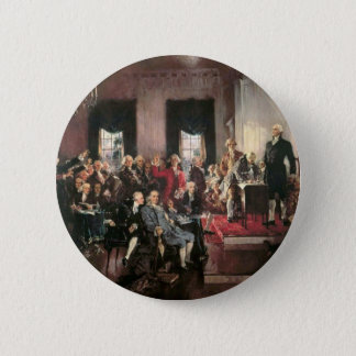 Constitutional Convention Pinback Button