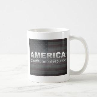 Constitutional Republic Coffee Mug
