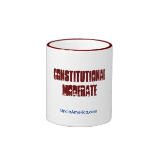 CONSTITUTIONALMODERATE TAZA DE DOS COLORES