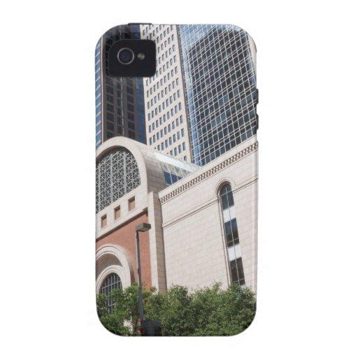 Construcción Case-Mate iPhone 4 Fundas