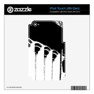 Construcción de 1 skins para iPod touch 4G
