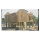 Construcción de la casa de playa