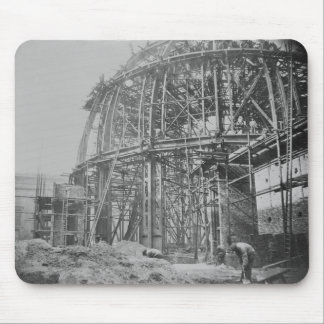 Construcción de la lectura de British Museum Alfombrillas De Raton