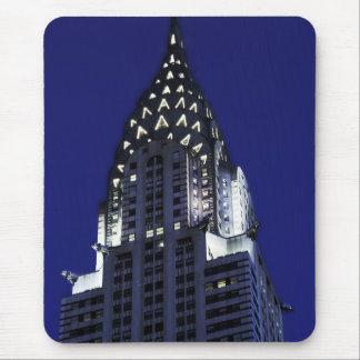 Construcción de Nueva York Chrysler Tapete De Raton