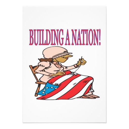 Construcción de una nación