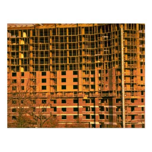 Construcción de viviendas bajo construcción, Arlin Postales