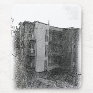 Construcción de viviendas tapetes de ratones