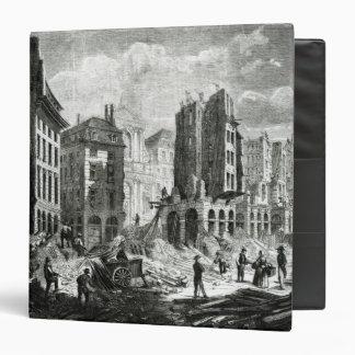 """Construcción del bulevar de Sebastopol Carpeta 1 1/2"""""""