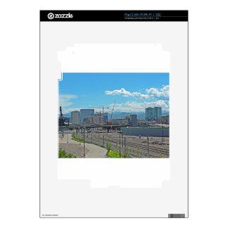 Construcción en Denver céntrica Colorado Skins Para iPad 2