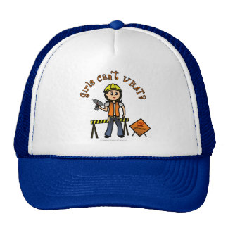 Construcción ligera gorras de camionero