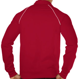 Construct of Ideas American Apparel Fleece Track Jacket