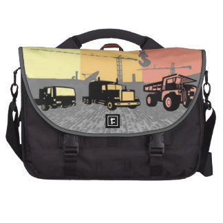 Construction and Cargo Laptop Bag