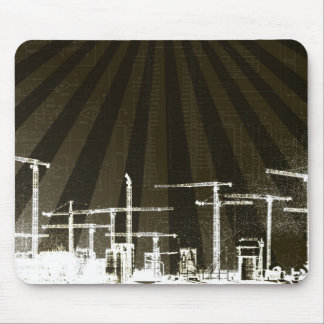 Construction and Engineering Mouse Pad