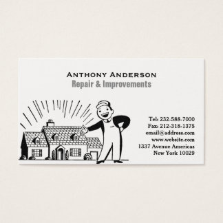 Home Renovation Business Cards & Templates   Zazzle
