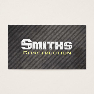 Construction and Maintenance Business Cards