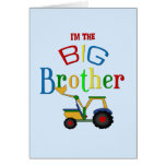 Construction Big Brother Gifts Cards