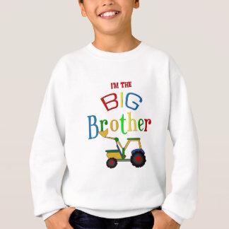 Construction Big Brother Gifts Sweatshirt