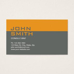 Contractor business cards templates zazzle construction builder contractor mechanic plain business card colourmoves Choice Image