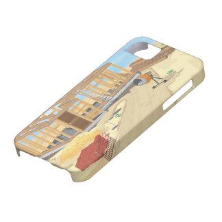 Construction Building Site iPhone 5 Case
