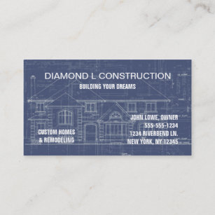 Construction Business Cards 4400 Card Templates