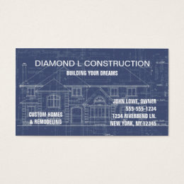 Construction Business Cards Construction Business Card - Construction business card template