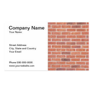 Construction Business Card Business Card