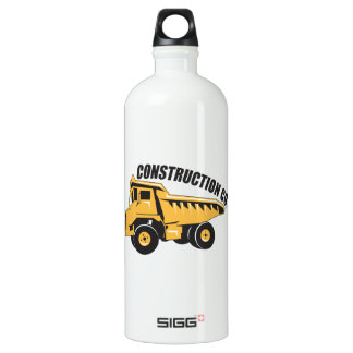 Construction Company SIGG Traveler 1.0L Water Bottle