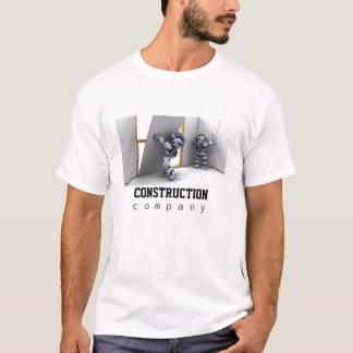 Construction Company T-Shirt