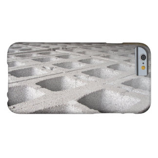 Construction concrete blocks barely there iPhone 6 case