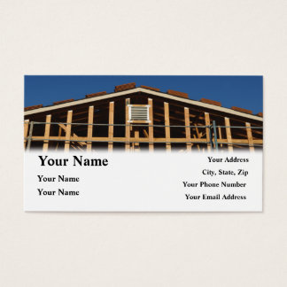 Home Repair Contractor Business Cards & Templates | Zazzle
