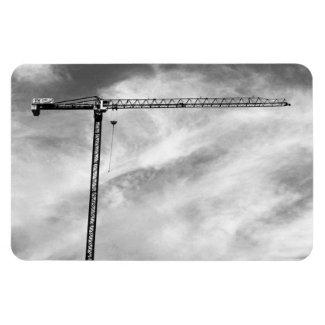 Construction Crane premiumfleximagnet