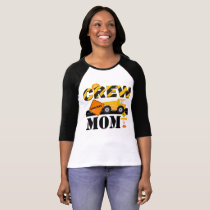 Construction Crew Family Shirt Personalize Wording