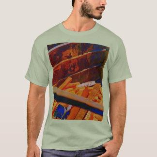 Construction Debris Trash Bin T-Shirt
