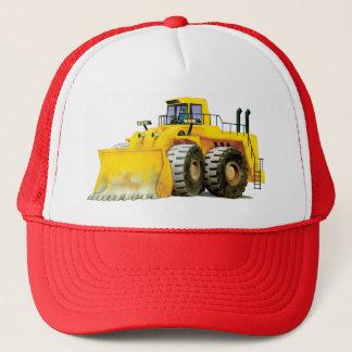 Construction Digger Loader Trucker Hat