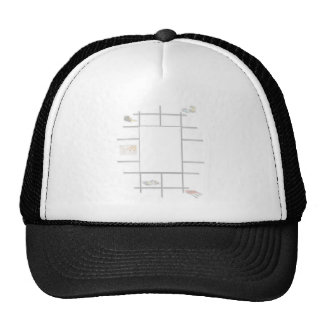 Construction Divergence Trucker Hat