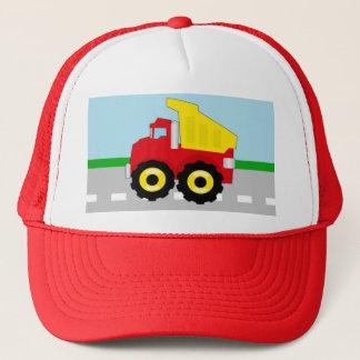 Construction Dumptruck Trucker Hat