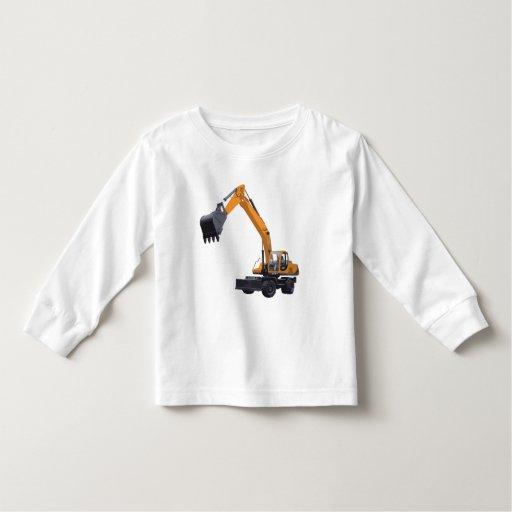 Construction Excavator T-shirt T-Shirt, Hoodie, Sweatshirt