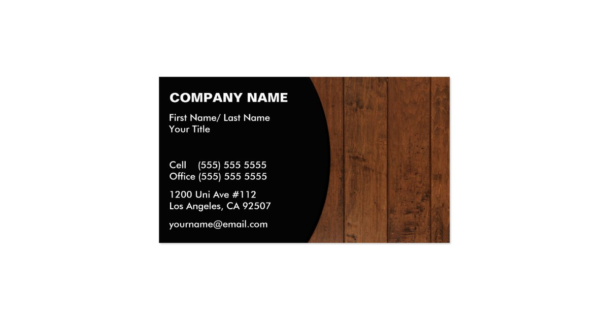 Construction flooring business card zazzle for Flooring business cards