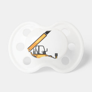 Construction Forklift Pacifier