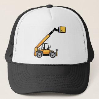 Construction Forklift Trucker Hat