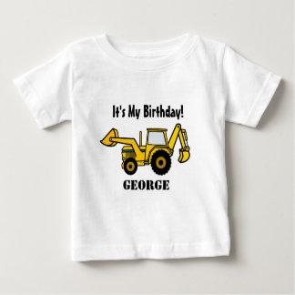 Construction Fun/ Backhoe T-shirt